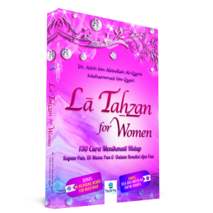 buku islam la tahzan for women untuk wanita